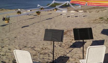 Beach Wedding Musicians